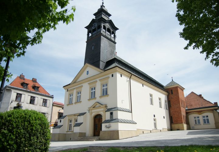 Town Hall in Przeworsk