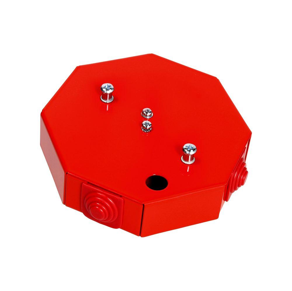 Ognioodporna puszka instalacyjna W2 typu PIP-1AN / Rozgałęźna oraz PIP-1AN / 0,375A